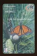 M Phone Prepaidkarte - Schmetterling - Gebraucht - Siehe Scan - Butterflies