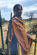 Kenia - Masaï  Warrior - Kenya