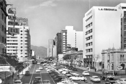 Peru - Lima - Avenida Tacna - Perù