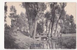 Ruisbroek:  Pont De Mastel N.1 - Sint-Pieters-Leeuw