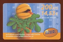 Klax Max  Prepaidkarte -  Gebraucht - Siehe Scan - Oesterreich