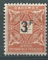 Dahomey - Taxe  - Yvert N° 18 **   - Aab12424 - Dahomey (1899-1944)