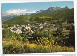 X1557 BARCELONNETTE CENTRE TOURISTIQUE DE LA VALLEE DE L'UBAYE  2 SCANS - Barcelonnette