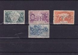 COTE D' IVOIRE : Exposition De Paris : Y&T : 84 O à 87 O - Costa D'Avorio (1892-1944)