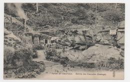 78 YVELINES - CHEVREUSE Entrée Des Cascades, Pionnière
