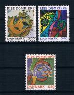 Dänemark 1987 Kunst Mi.Nr. 891/93 Kpl. Satz Gest. - Gebraucht