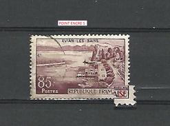 * 1959  N° 1193 EVIAN LES BAINS   OBLITÉRÉ - Errors & Oddities