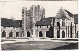 The Upper Quadrangle, Lancing College - (1968) - (England) - Worthing