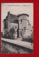 1 Cpa Gontaud Chateau - Autres Communes