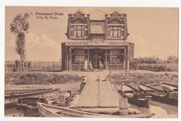 Overmere-Donk: Villa De Pluim. - Berlare