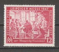 Germany 1947,Leipzig Fair Issue,Sc 580,VF MNH**OG - Amerikaanse, Britse-en Russische Zone