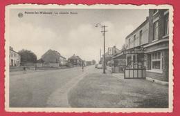 Boussu-lez-Walcourt - La Grande Route ... Café-Restaurant - 1964 ( Voir Verso ) - Froidchapelle