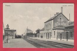Fosses - Intérieur De La Gare ( Voir Verso ) - Fosses-la-Ville