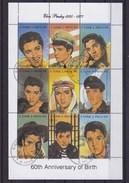 ST TOME ET PRINCIPE : Elvis Presley:  Y&T  : 1212 O à 1220 O - Elvis Presley