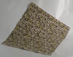 Japanese Cloth ( Cotton & Hemp ) : 113 X 50 Cm. - Vintage Clothes & Linen
