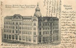 GYÖRBÖL - Michael Meixner's,grand Hotel Royal. - Hongrie