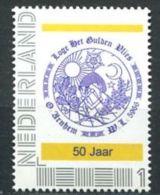 103 PAYS BAS (Nederland) 2016 Loge A Arnhem - Masonic Franc Maconnerie Freemasonry - Neuf ** (MNH) Sans Charniere - Franc-Maçonnerie