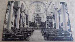 Frasnes-lez-Gosselies - Intérieur De L'église - Les Bons Villers