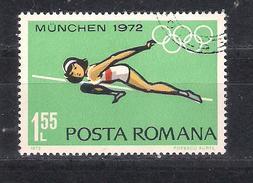 Romania  1972     High Jamps    Mi Nr 3015    (a3p30)