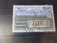 FRANCE   TIMBRE  OBLITERATION CHOISIE  YVERT  N° 1750 - Used Stamps