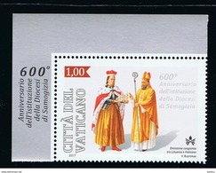 2017 - VATICAN - VATICANO - VATIKAN - S11F - MNH SET OF 1 STAMP  ** - Vaticano