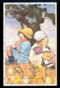 Vertimmte Freunde / B.K.W. 798-3 / Postcard Circulated, 2 Scans - Künstlerkarten