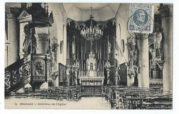 Jeumont - Intérieur De L'Eglise - Jeumont