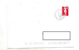 Lettre Cachet Velizy - Storia Postale
