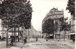 Hauts De Seine : Neuilly Sur Seine : Avenue Du Roule - Neuilly Sur Seine
