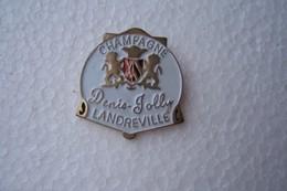 LANDREVILLE ---  CHAMPAGNE - DENIS  JOLLY - Beverages