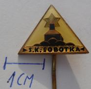 SK SOBOTKA  Czechoslovakia  Football Club SOCCER / FUTBOL / CALCIO PINS BADGES Z2 - Fussball