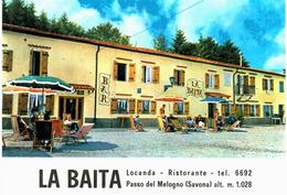 Italie - La Baita Ristorante Bar - Passo Del Melogno (Savona) 2 - Savona
