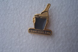 BAGNEUX LA FOSSE   --- CHAMPAGNE - P.M.B. - Boissons