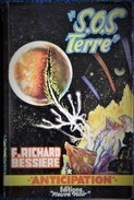 "FN / Fusée N° 55 - "" S.O.S.  Terre "" - F. Richard Bessière - ( EO 1955 ) ."