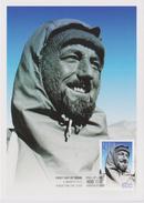 Australia - Australian Antarctic Territory (AAT) Maximum Card Mi 200 - Postal Stationery - Philip Law - Explorer - Maximumkaarten