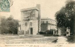 SAINT-LAURENT (Médoc) - Château La Tour-Carnet (date 1903) - Otros Municipios