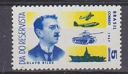 Brazil 1987 Dia Do Reservista 1v ** Mnh (35216) - Brazilië
