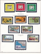 Dahomey - Collection Vendue Page Par Page - Timbres Neufs ** - BF * - TB - Timbres