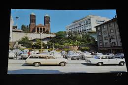 919- Pirmasens, Rathausplatz / Autos / Cars / Coches - Pirmasens