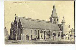 39413 Oostrozebeke - Oost-roosebeke De Kerk - Oostrozebeke