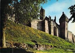 14 - Chateau De CREULLY: Vue Nord-ouest Sur Les Remparts - France