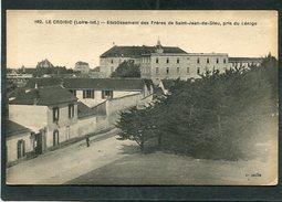 CPA - LE CROISIC - Etablissement Des Frères De St Jean De Dieu Pris Du Lénigo - Le Croisic