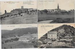 Lot 147 De 100 CPA Divers Départements Régions Déstockage Pour Revendeurs Ou Collectionneurs PORT GRATUIT FRANCE - Cartes Postales
