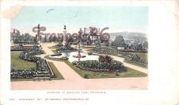 Entrance To Highland Park - Pittsburgh - PA Pennsylvania - Pittsburgh