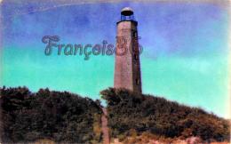 Old Cape Henry Lighthouse - Light At Cape Henry - Near Norfolk - VA Virginia - Norfolk