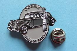 Pin's,Automobile, CITROËN Oldtimer, Garage Frick