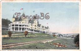 The Mount Pleasant Hotel - Bretton Woods - White Mountains - NH New Hampshire - White Mountains