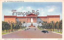 Art Museum - Philadelphia - PA Pennsylvania - Philadelphia