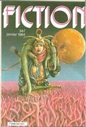 Fiction N° 347, Janvier 1984 (BE+)