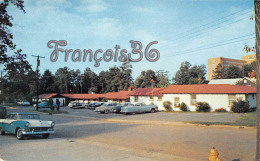 El Rancho Motel - Durham NC North Carolina - Duke Hospital And University Veterans - Durham